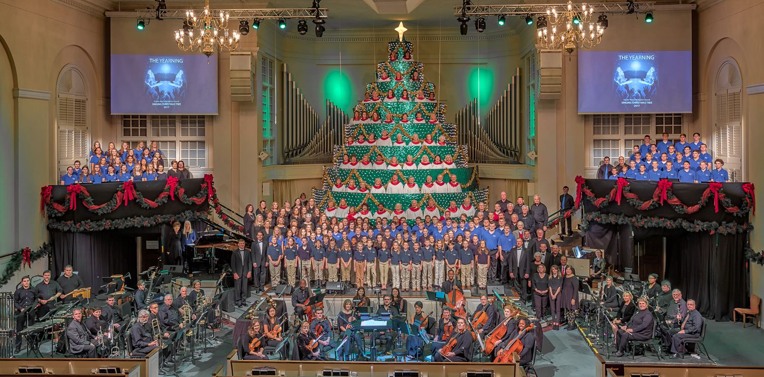 Singing Christmas Tree.Singing Christmas Tree Snyder Mbc Snyder Mbc